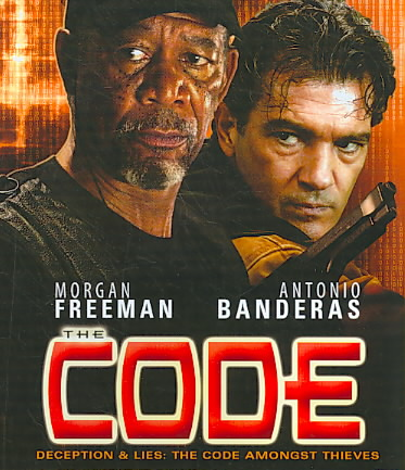 CODE BY FREEMAN,MORGAN (Blu-Ray)